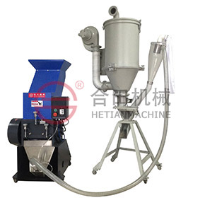 Multifunctional recycling machine
